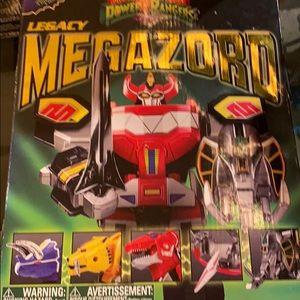 Legacy MMPR Megazord